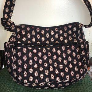 Vera Bradley Patterned Tote Bag